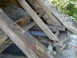 Kabelíkův mlýn - oprava krovu v památkově chráněném objektu :: kabelikuv-mlyn