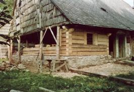 Rekonstrukce roubené chalupy vDolní Orlici :: roubenka-dolni-orlice_5